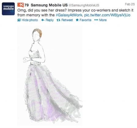 Samsung Mobile Oscars