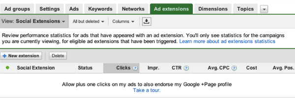 Google social annotations