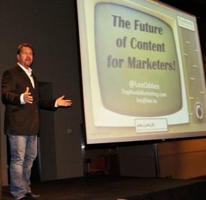 Lee Odden on the Future of Content Marketing