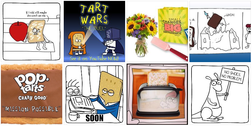 Pop Tarts Facebook Page photos