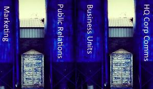 break down silos marketing public relations