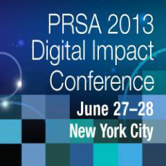 PRSA Digital Impact Conference