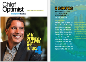 Xerox Chief Optimist Magazine Forbes