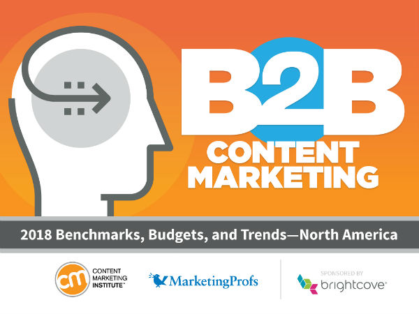 2018 B2B Content Marketing Report Indicates Marketers are Finding Content Marketing Success
