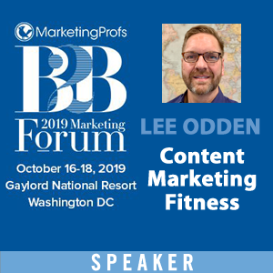 2019 Marketing Profs B2B Forum