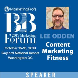 2019 Marketing Profs B2B Forum