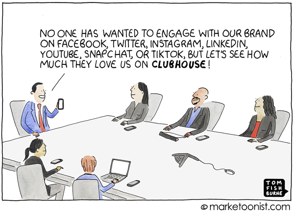 2021 March 19 Marketoonist Comic