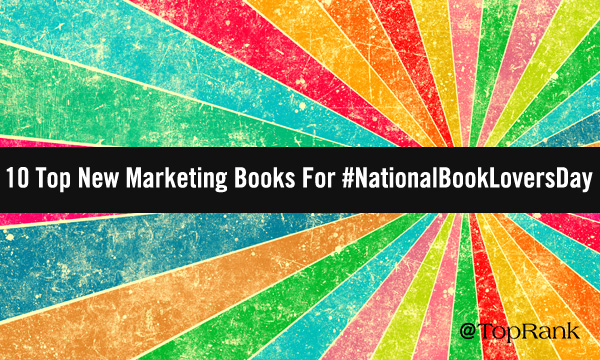 Colorful starburst pattern image for National Book Lovers Day.