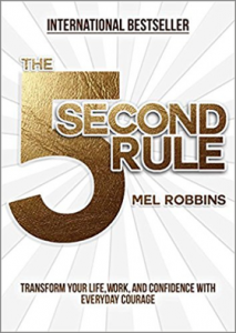 The 5-Second Rule Book Cover