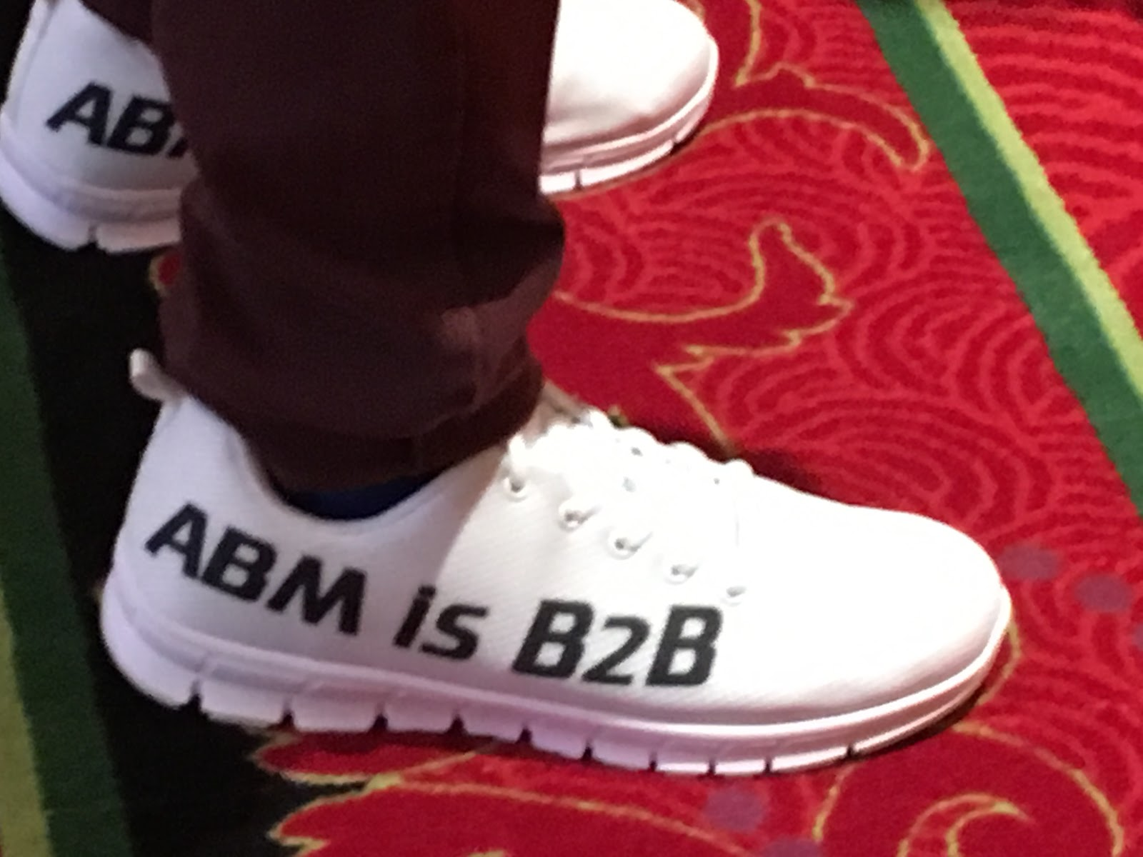 ABM is B2B Shoes