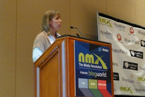 Social Marketing, Andrea Vahl, NMX