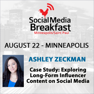 Social Media Breakfast Minneapolis 2019