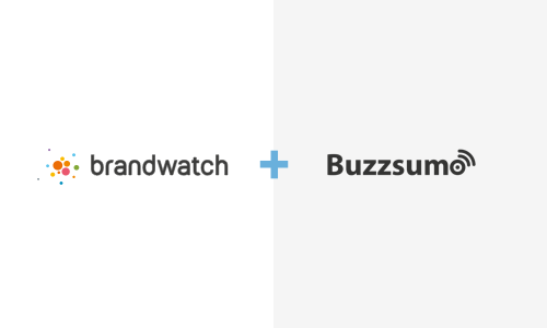 Brandwatch acquires BuzzSumo