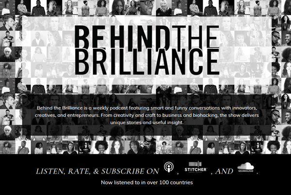 Behind the Brilliance
