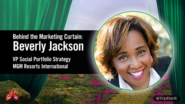 Behind the Marketing Curtain with Beverly Jackson