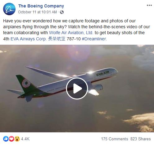 Boeing Example