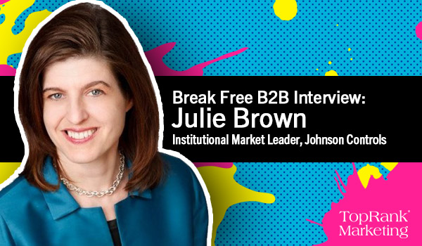 Break Free B2B - Julie Brown Image