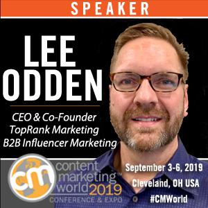 Content Marketing World 2019