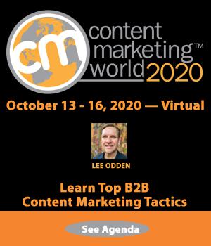 Content Marketing World 2020
