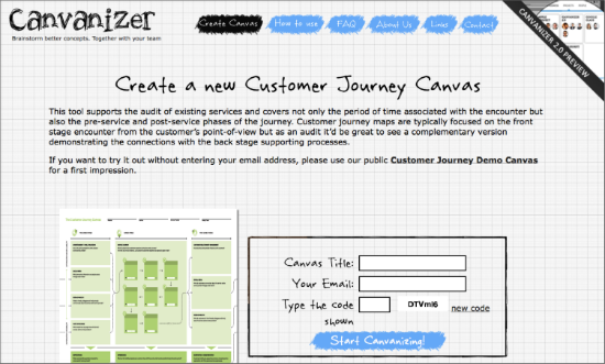 Tools To Help You Map The Customer Journey - Journey mapping software