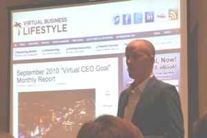 Chris Ducker, Content Marketing, Influencer