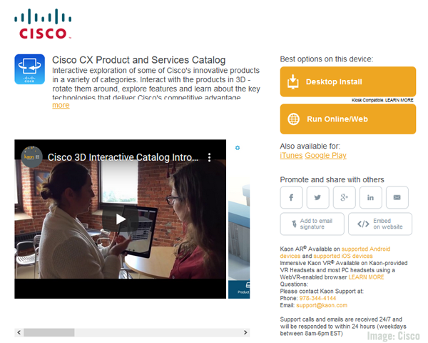 Cisco Software