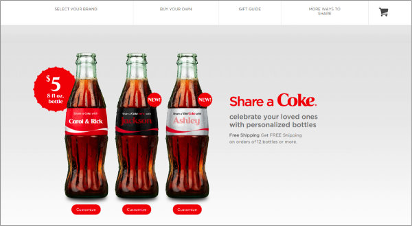 Coca-cola omni-channel