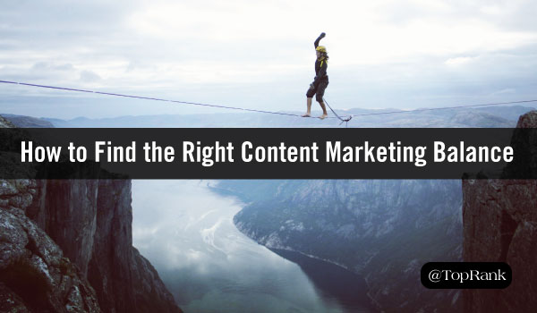 Broad Vs. Niche Content: How to Find the Right Content Marketing Balance