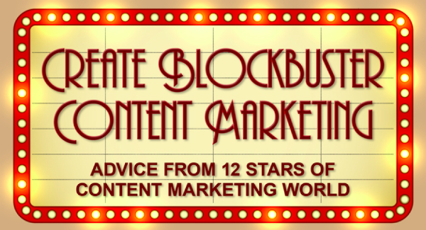 Content Marketing World Infographic Header