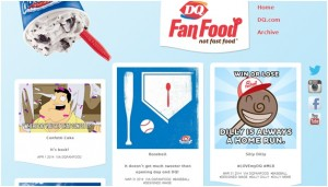 social media marketing from DQ