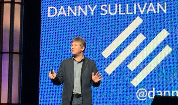 Danny Sullivan Authority Rainmaker 2015