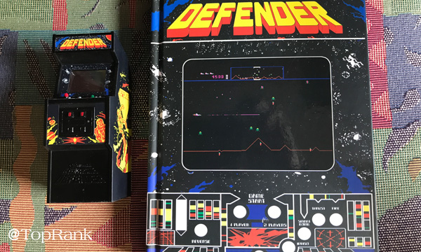 Williams Defender Arcade Game