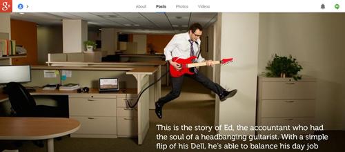 Dell Google Plus