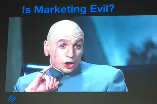 Dr Evils Landing Page Optimization Tips - Authority Rainmaker 2015