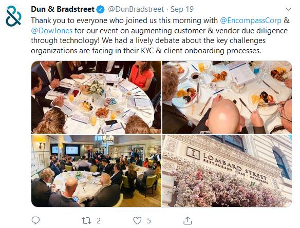 Dun & Bradstreet Example