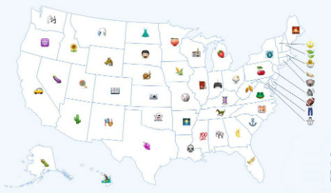 Emojis By State