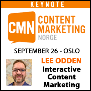 Epic Content Marketing 2019