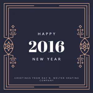Happy New Year Image - Canva