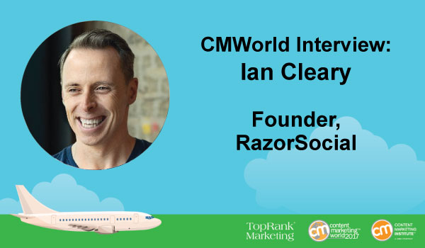 CMWorld Interview: Ian Cleary Talks Technology & Engaged Online Audiences
