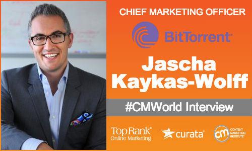 Jascha Kaykas-Wolff interview