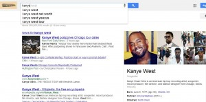 Kanye West Knowledge Grap