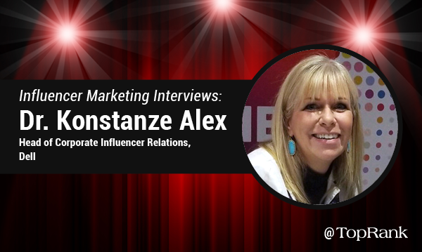 Influencer Marketing Interview With Konstanze Alex