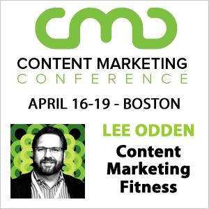 Lee Odden, Content Marketing Conference 2019 speaker
