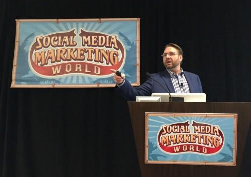 Lee Odden, TopRank Online Marketing CEO