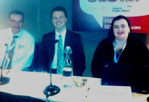 Linkbuilding Panel at #SESCHI