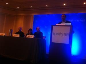#mpb2b Marketing Automation Panel