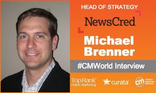 Michael Brenner interview