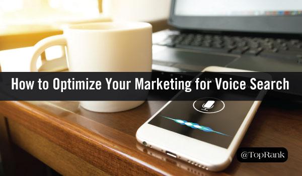 Voice Search Content Optimization