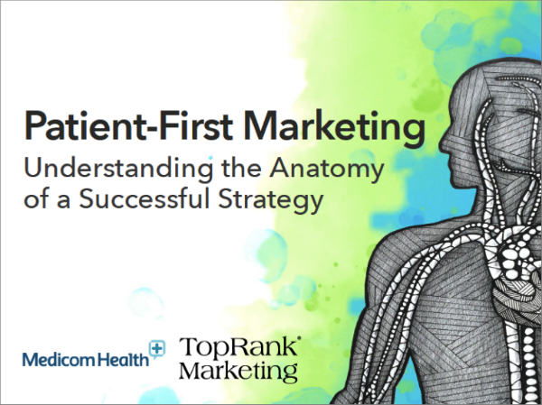Patient First Marketing eBook Cover