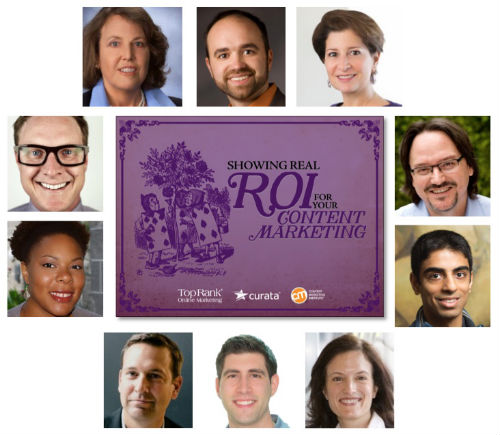 Content Marketing ROI experts